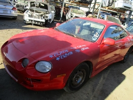 1996 TOYOTA CELICA ST RED 1.8L AT Z16508