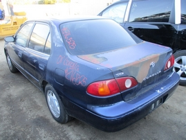 2001 TOYOTA COROLLA LE NAVY 1.8L AT Z16525