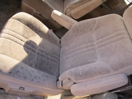 2001 TOYOTA SIENNA LE BEIGE 3.0L AT Z16557