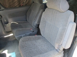 2001 TOYOTA SIENNA LE DENIM BLUE 3.0L AT Z16288