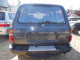 1994 TOYOTA LAND CRUISER GRAY 4.5 AT 4WD Z20123