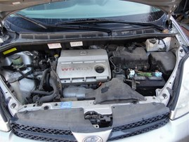 2004 TOYOTA SIENNA LE SILVER 3.3 AT 2WD Z21399