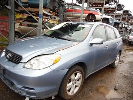 2003 TOYOTA MATRIX XR SKY BLUE 1.8L AT Z18102