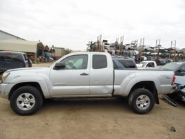 2008 TOYOTA TACOMA SR5 SILVER XTRA CAB 4.0L AT 2WD Z17943