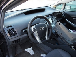2010 TOYOTA PRIUS GRAY 1.8L AT Z17646