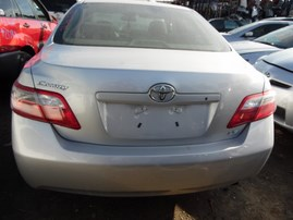 2007 TOYOTA CAMRY LE SILVER 2.4L AT Z17972