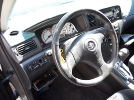 2006 TOYOTA COROLLA S GRAY 1.8L AT Z17665