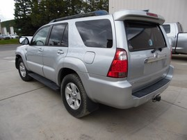 2006 4RUNNER SR5 SILVER AT 4.0 4WD Z19550