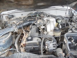 1997 TOYOTA LAND CRUISER SILVER 4.5L AT 4WD Z18015