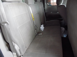 2005 TOYOTA TUNDRA SR5 WHITE XTRA CAB 4.7L AT 4WD Z17679