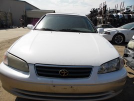 2001 TOYOTA CAMRY CE WHITE 2.2L AT Z18184