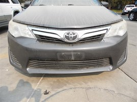 2012 TOYOTA CAMRY LE GRAY 2.5 AT Z20213
