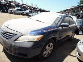 2007 TOYOTA CAMRY LE BLUE 2.4L AT Z18206