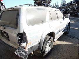 1998 TOYOTA 4RUNNER LIMITED SILVER 3.4 AT 4WD Z19818