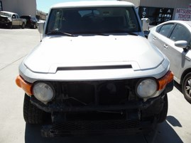 2007 TOYOTA FJ CRUISER SILVER 2WD 4.0 AT Z19587