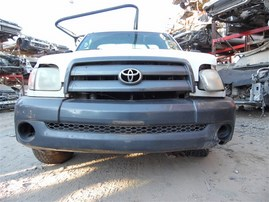 2003 TOYOTA TUNDRA STANDARD CAB WHITE 3.4 AT 2WD Z19827