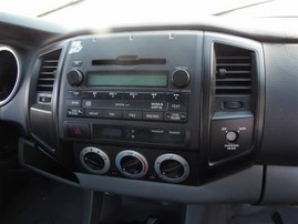 2010 TOYOTA TACOMA XTRA CAB BASE GRAY 2.7 AT 2WD Z20238