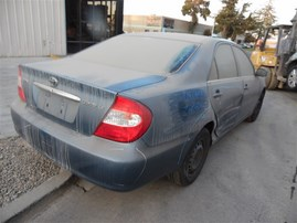 2004 TOYOTA CAMRY LE BLUE 2.4 AT Z20250