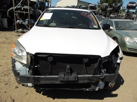 2006 TOYOTA RAV4 WHITE 2.4L AT 2WD Z17766