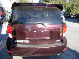 2012 SCION XB PURPLE 2.4 AT Z19841