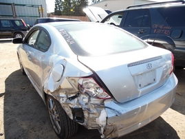 2007 SCION TC SILVER 2.4L AT Z17764