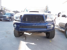 2006 TOYOTA TACOMA EXT CAB SR5 BLUE 4.0 AT 2WD PRERUNNER TRD SPORT Z19852