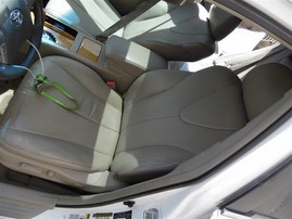 2007 TOYOTA CAMRY XLE WHITE 3.5 AT Z20082