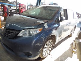 2013 TOYOTA SIENNA LE SAGE 3.5L AT 4WD Z18336