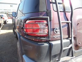 2007 TOYOTA FJ CRUISER PURPLE 4.0L AT 4WD Z18378