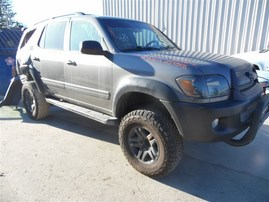 2005 SEQUOIA LIMITED GRAY 4.7 AT 2WD Z19898