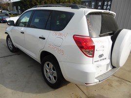 2008 TOYOTA RAV4 BASE WHITE 2.4 AT 2WD Z20903