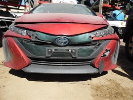 2017 TOYOTA PRIUS PRIME PLUS RED 1.8 AT Z20109