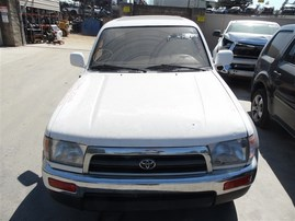 1997 TOYOTA 4RUNNER LIMITED WHITE 3.4 AT 4WD Z20116