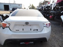 2013 TOYOTA FR-S WHITE 2.0L AT U17133
