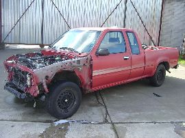 Toyota Pickup Parts >> 94 Toyota Pickup Truck Used Parts Rancho Toyota Truck Parts