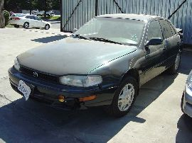 1994 TOYOTA CAMRY XLE MODEL 3.0L AT V6 AT COLOR GREEN