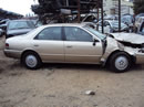 1999 TOYOTA CAMRY 4 DOOR SEDAN LE MODEL 2.2L AT FWD COLOR GOLD Z14594