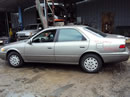 1997 TOYOTA CAMRY 4 DOOR SEDAN LE MODEL 2.2L AT FWD COLOR GRAY Z14620