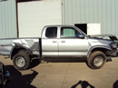 2002 TOYOTA TUNDRA SR5 MODEL WITH ACCESS CAB TRD PACKAGE 4.7L V8 IFORCE AT  4X4 COLOR SILVER STK Z13390