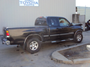 2000 TOYOTA TUNDRA WITH ACCESS CAB SR5 MODEL 4.7L V8 AT 2WD COLOR BLACK STK Z13398