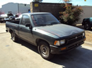 1993 TOYOTA PICK UP REGULAR CAB STANDARD MODEL 2.4L EFI MT 2WD COLOR GREEN STK Z13399