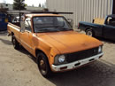 1979 TOYOTA PICK UP REGULAR CAB STD MODEL 2.4L CARBURETOR  MT 4SPEED 2WD COLOR ORANGE Z14622
