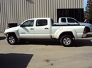 2006 TOYOTA TACOMA 4 DOOR DOUBLE CAB SR5 PRE-RUNNER MODEL 4.0L V6 AT 2WD COLOR WHITE STK Z13403