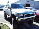 1990 TOYOTA 4 RUNNER SR5 MODEL 3.0L V6 AT 4X4 COLOR BLUE Z14636