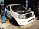 2005 TOYOTA TACOMA ACCESS CAB PRE-RUNNER MODEL 4.0L V6 AT WD COLOR WHITE Z14640