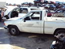 1987 TOYOTA PICK UP REGULAR CAB STD MODEL 2.4L CARBURETOR AT 2WD COLOR WHITE Z14641