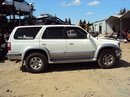 1998 TOYOTA 4RUNNER SUV LIMITED MODEL 3.4L V6 AT 4X4 COLOR WHITE STK Z13409
