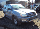 2004 TOYOTA 4RUNNER SR5 MODEL 4.0L V6 AT 4X4 COLOR BLUE STK Z13414