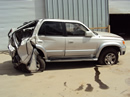 1997 TOYOTA 4RUNNER SUV LIMITED MODEL 3.4L V6 AT 4X4 COLOR SILVER STK Z13417