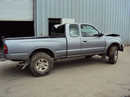 1996 TOYOTA TACOMA XTRA CAB DLX MODEL 3.4L V6 AT 4X4 COLOR GRAY Z13420